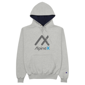 Champion Hoodie for Alpine-X